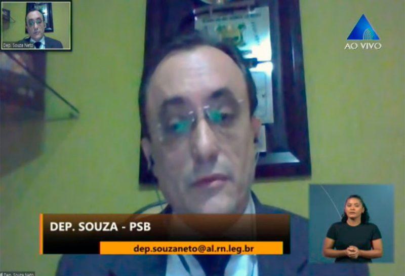 Deputado Souza anuncia criação da Frente em Defesa dos Refugiados, Apátridas e Migrantes