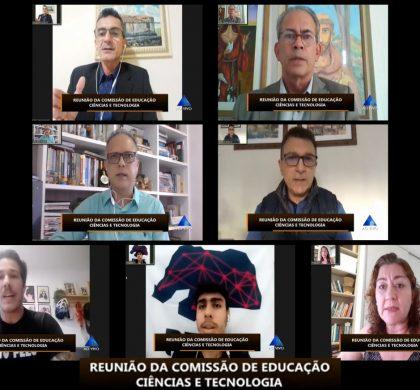 Comissão da Assembleia debate intervenção em Institutos Federais de Educação e Tecnologia