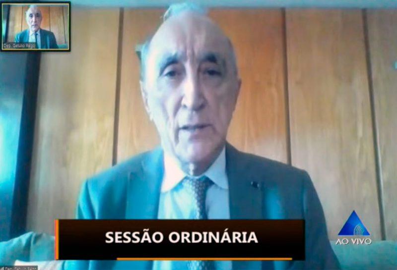 Deputado Getúlio solicita que Sesap absorva na rede leitos de UTI adquiridos na pandemia