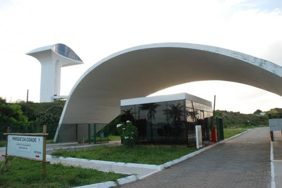 Parque da Cidade passa por diversas melhorias de infraestrutura