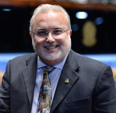 Senador Jean Paul Prates será o candidato do PT à prefeitura de Natal