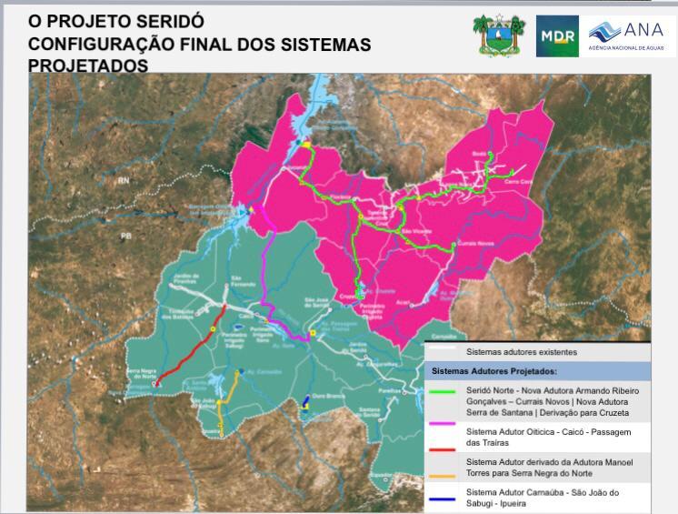 Governo do RN aguarda definição do MDR para iniciar execução do Projeto Seridó