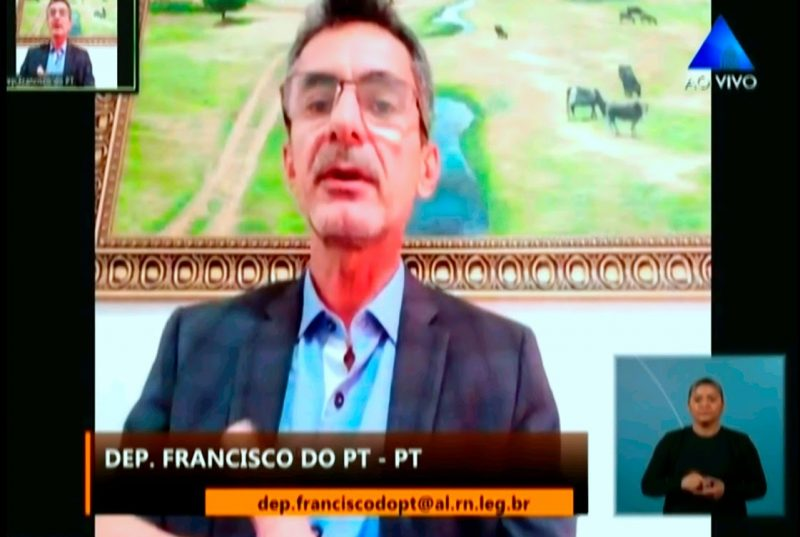 Deputado Francisco do PT solicita efetivação do Programa CNH Popular