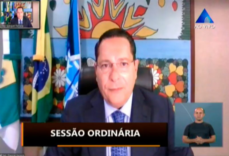 Deputado Ezequiel Ferreira propõe Frente Parlamentar de apoio à micro e pequenas empresas