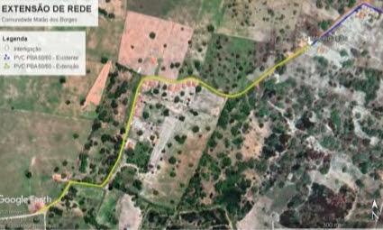 Caern libera ampliação da rede de abastecimento em João Câmara após requerimento de Ezequiel