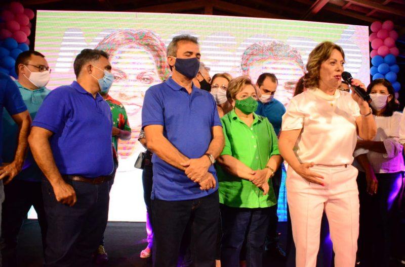 Convenção do Progressistas homologa chapa de Rosalba Ciarlini e Jorge do Rosário à Prefeitura de Mossoró