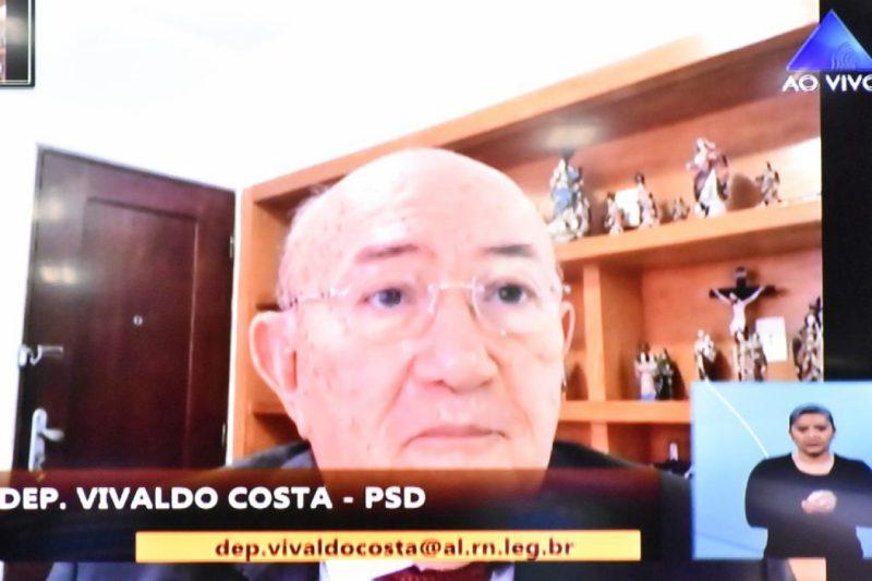 Deputado Vivaldo quer aumento de policiais penais