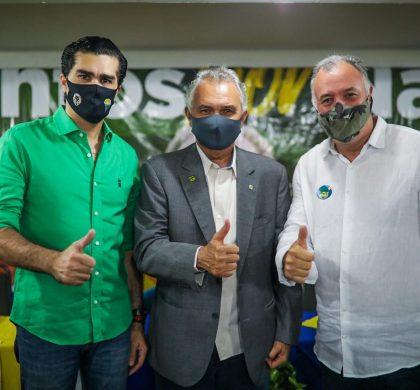 Em aliança entre PRTB e PTB, Coronel Hélio e Getúlio Batista formam chapa para Prefeitura do Natal