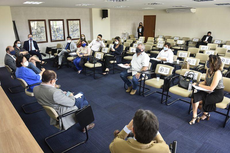Governo elabora projeto de Lei para instituir eleição direta para reitor da UERN