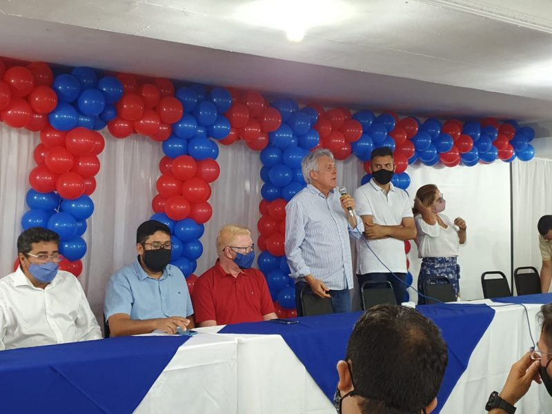 PL decide apoiar reeleição de Álvaro Dias em Natal depois de decisão democrática