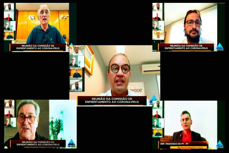 Comissão do coronavírus debate soluções para recuperação do setor turístico no RN