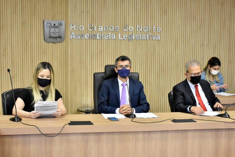 Comissão de Educação da ALRN aprova criação do Fundo de amparo às vítimas de violência doméstica