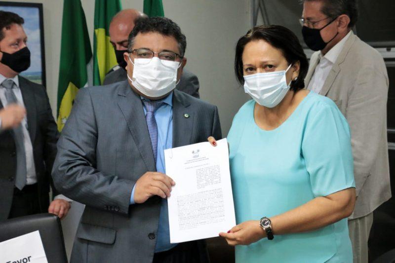 Governo entrega proposta de parceria para execução do Projeto Seridó