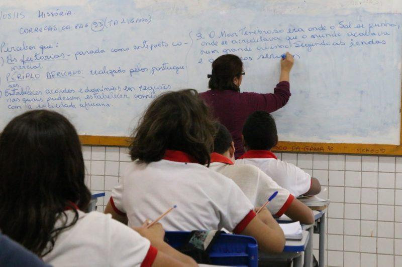 Educação estadual nomeia 127 novos professores