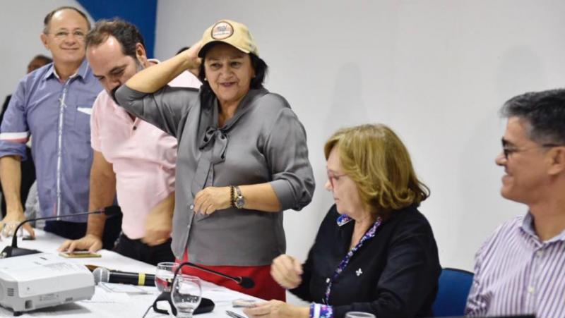 Governadora participa da abertura oficial da Festa do Boi 2020