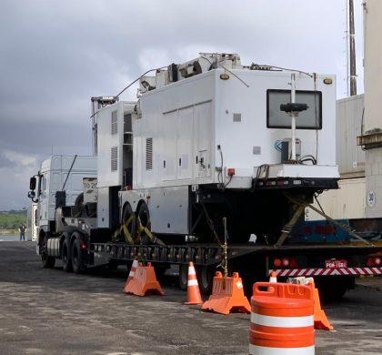 Scanner de Contêineres chega ao Porto de Natal
